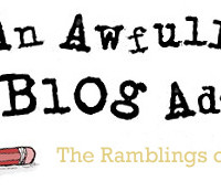 An Awfully Big Blog Adventure